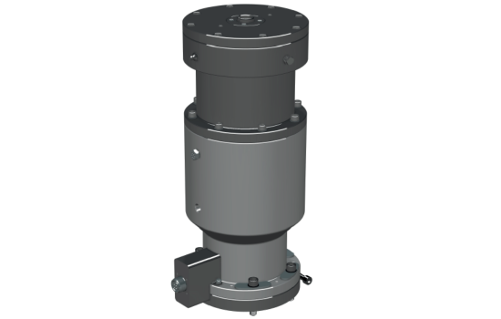 HAS-1000 Single Acting ¼ Turn Hydraulic Actuator